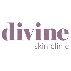 divine skin clinic logo
