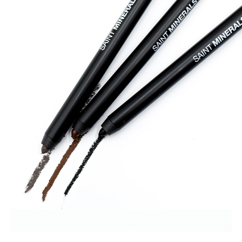 3 eye-liner pencils